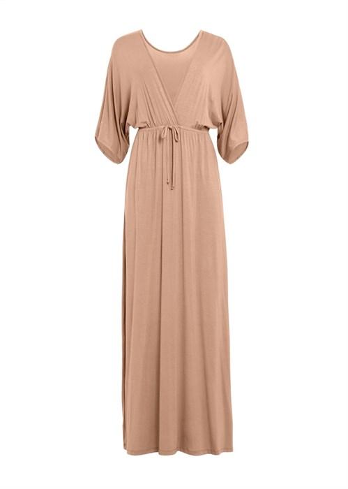 Платье Kimono Sleeve - фото 4486