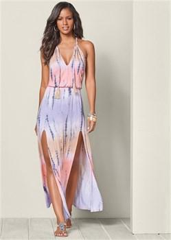 Платье Tie Dye