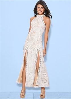 Платье Laced Maxi