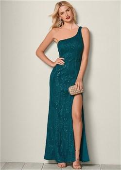 Платье High Slit Lace